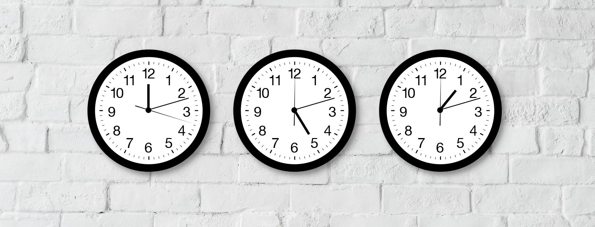 I 3 tempi del ristorante – La gestione del tempo nella ristorazione